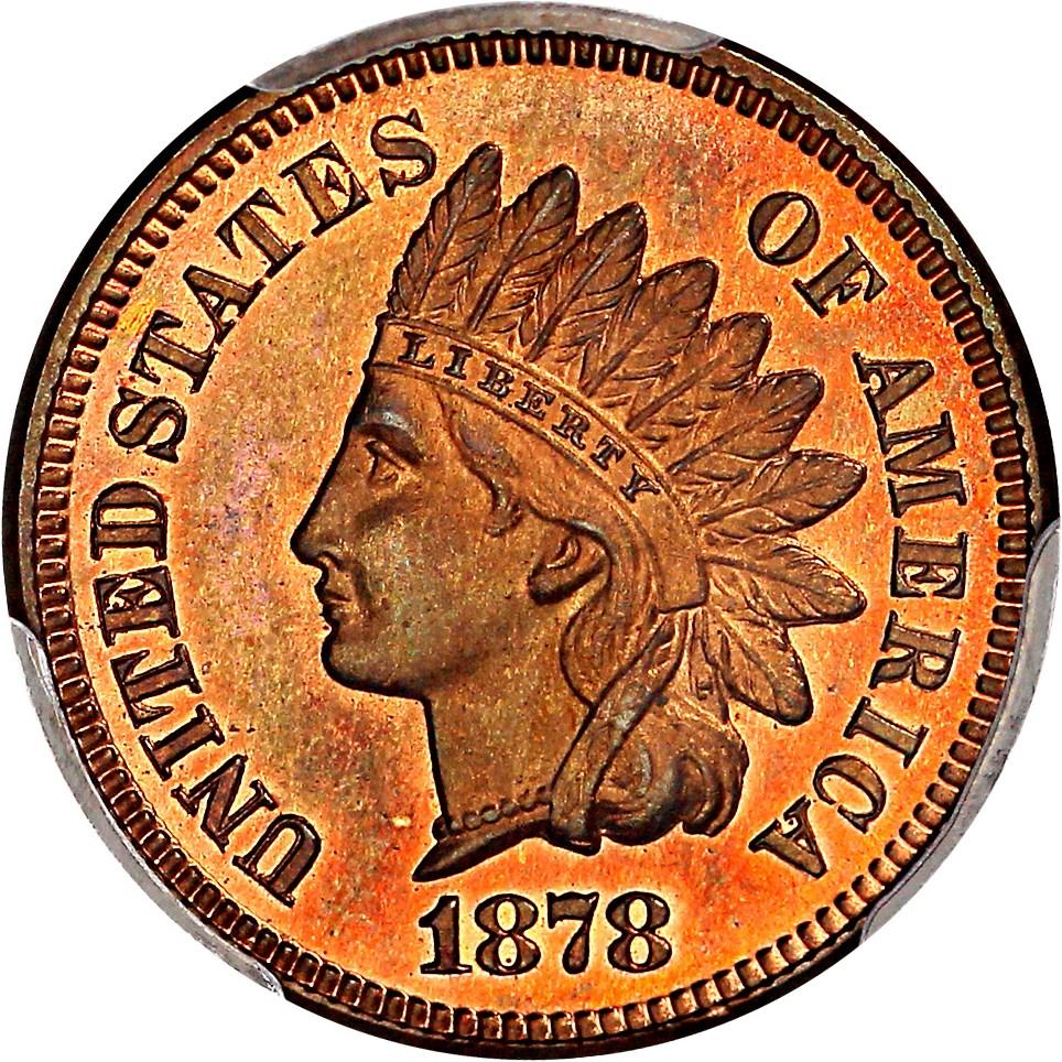 sample image for 1878 1c PR RB