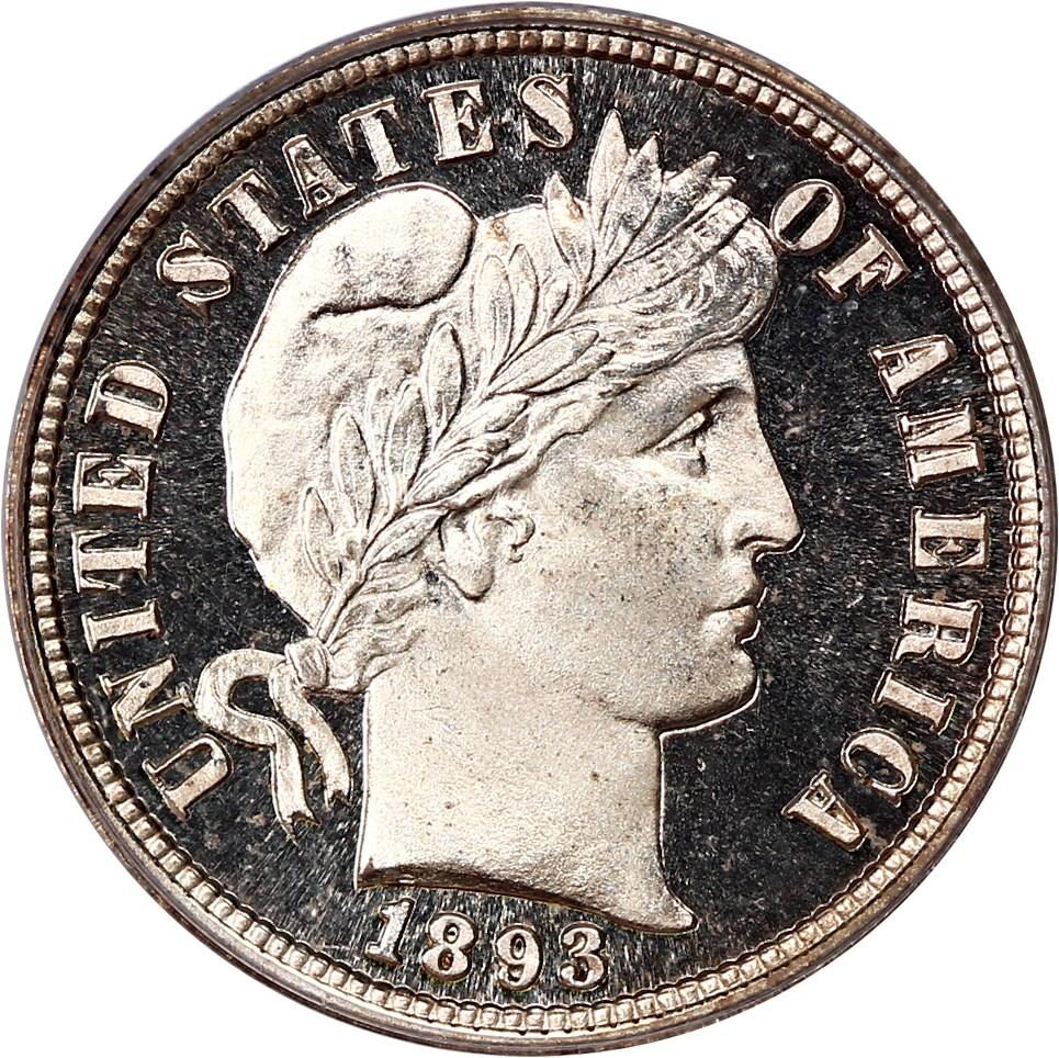 sample image for 1892-1915 10c PR DCAM [Type]