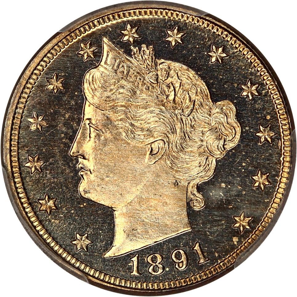 sample image for 1891 5c PR DCAM