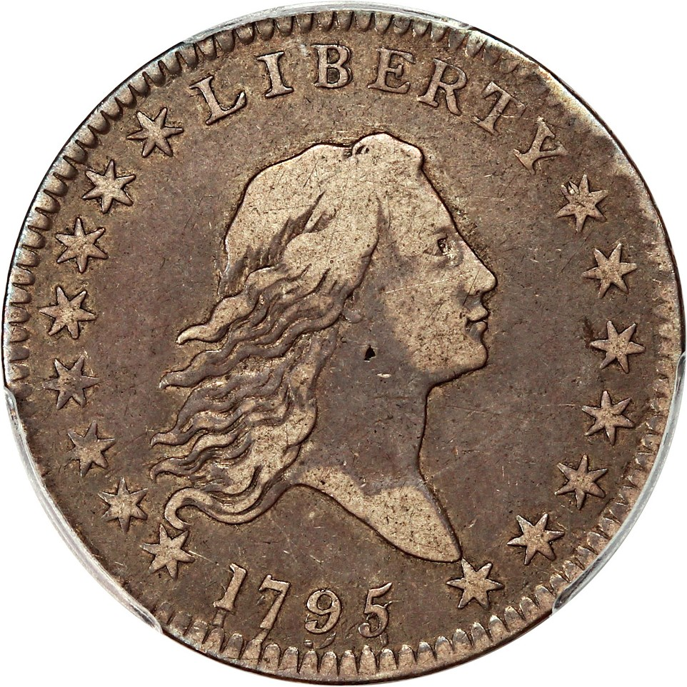 sample image for 1795/1795 50c MS Recut Date, 2 Leaves
