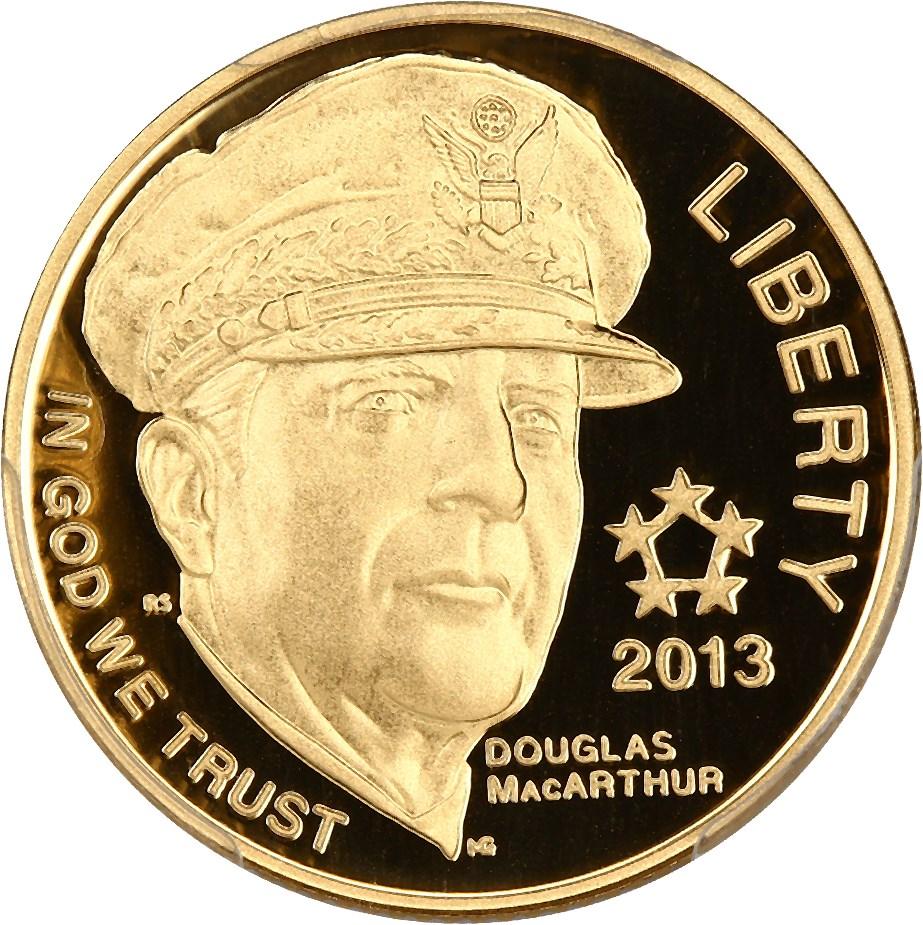sample image for 2013-W 5 Star Generals $5  PR DCAM