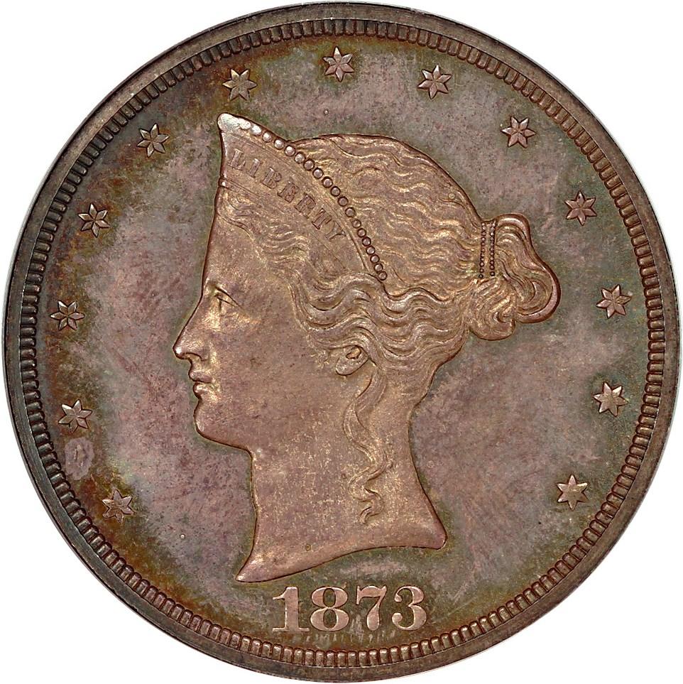sample image for 1873 PT$1 (J-1276) PR