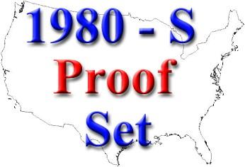 sample image for 1980-S Proof Set 1c-$1 PR DCAM