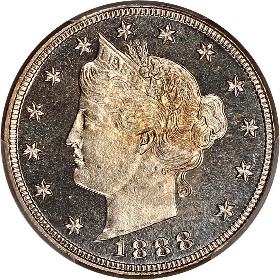 sample image for 1888 5c PR CAM