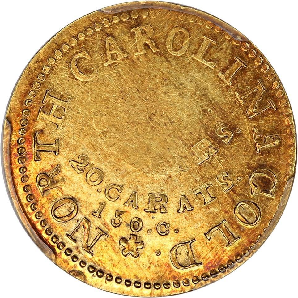 sample image for C.Becht $5 150GR, Beaded