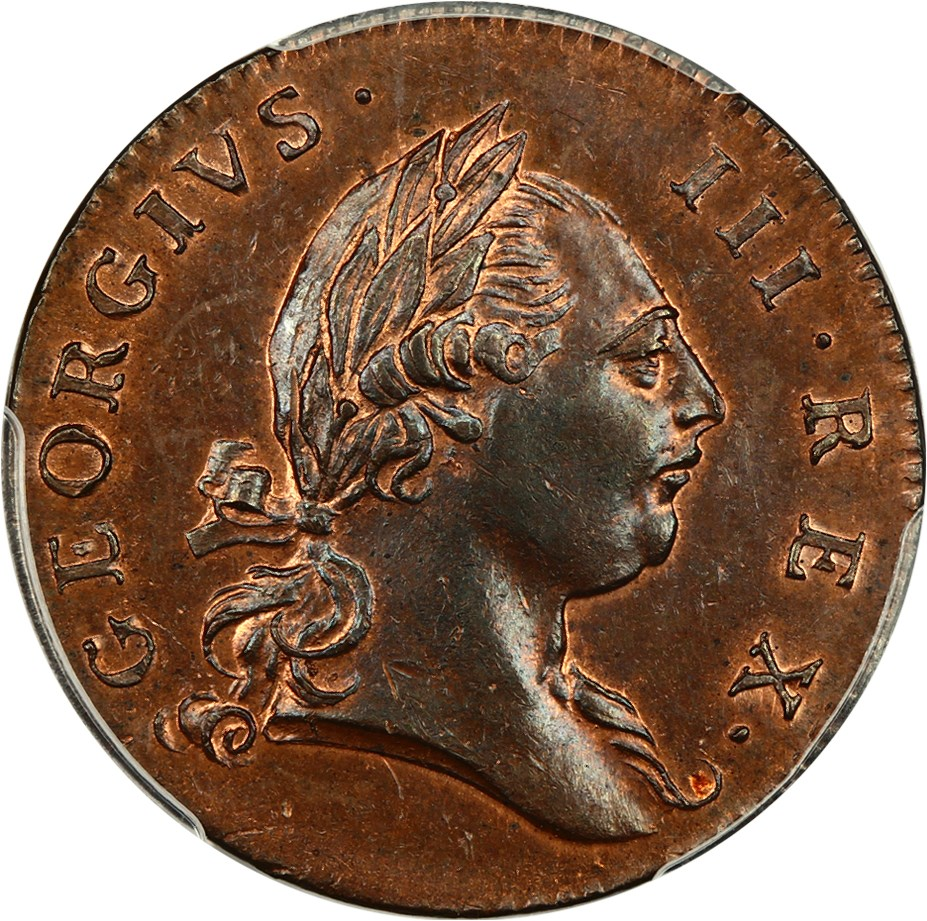sample image for 1773 Virginia HP Period RB