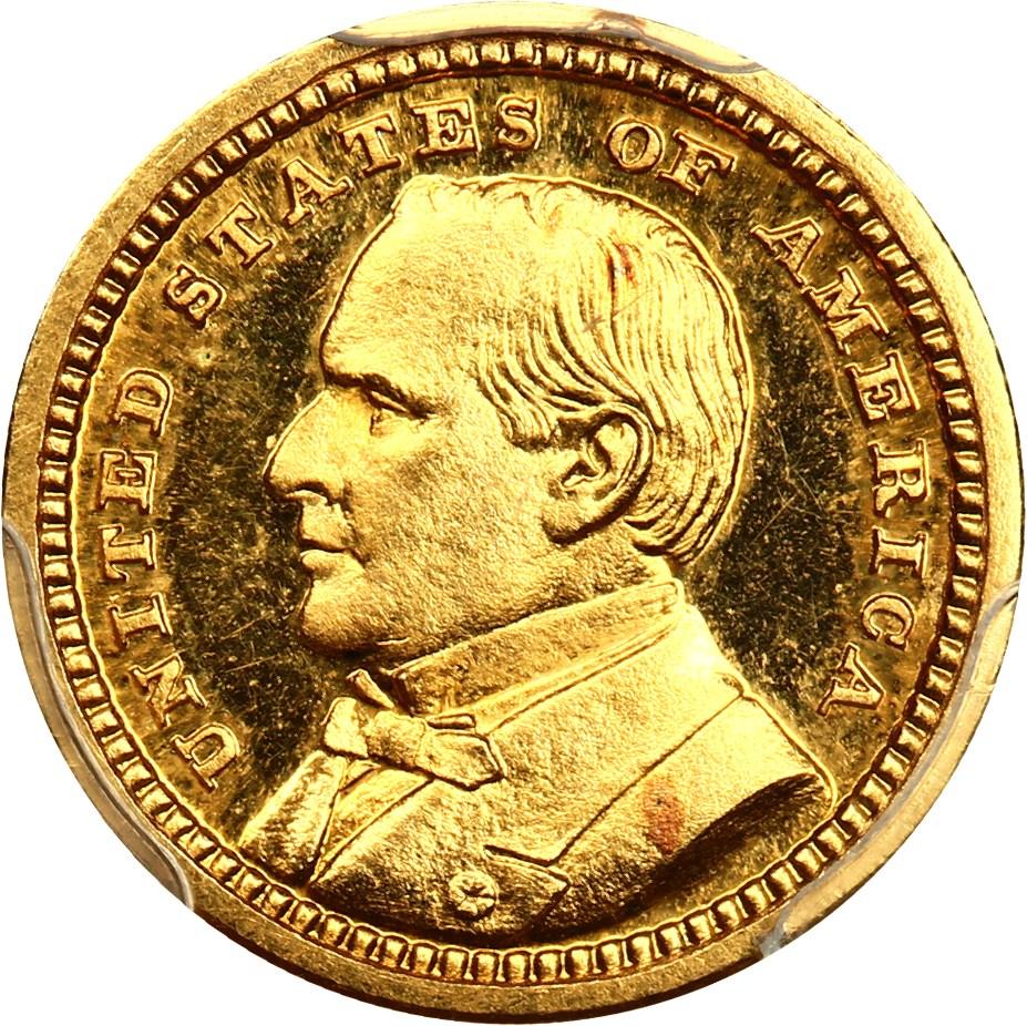 sample image for 1903 McKinley G$1 PR