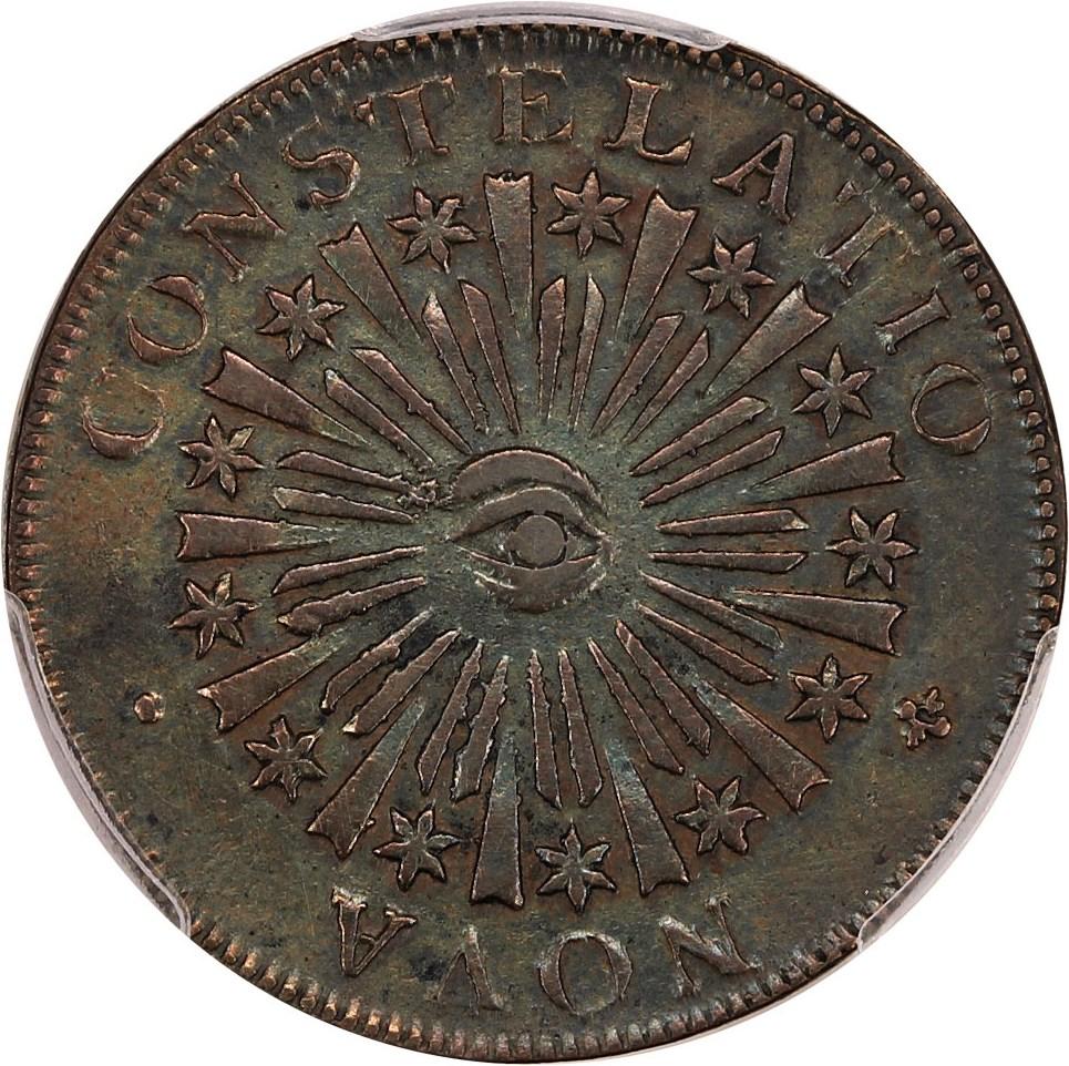 sample image for 1785 Nova Const, Blunt Rays BN