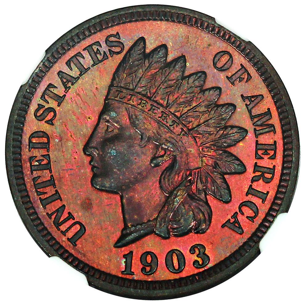 sample image for 1903 1c PR BN