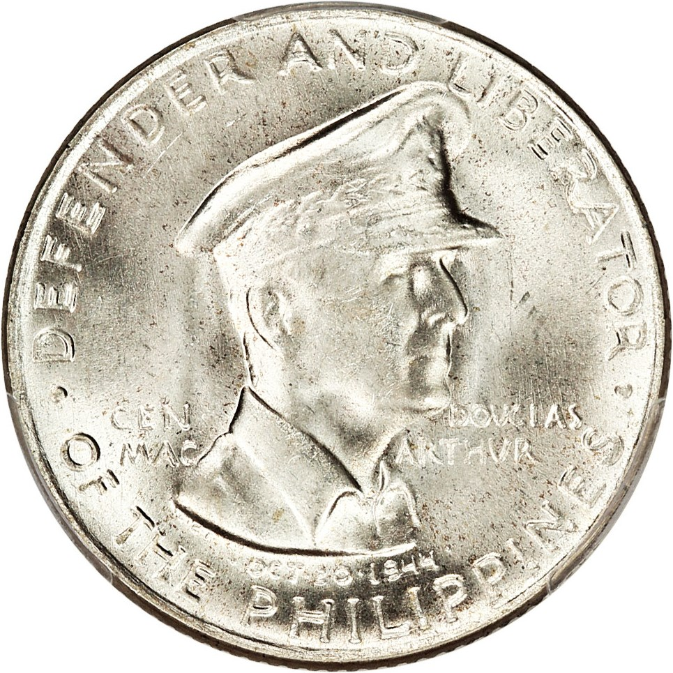 sample image for 1947-S MacArthur