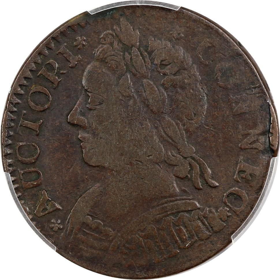 sample image for 1787 Conn Mailed Bust Left BN