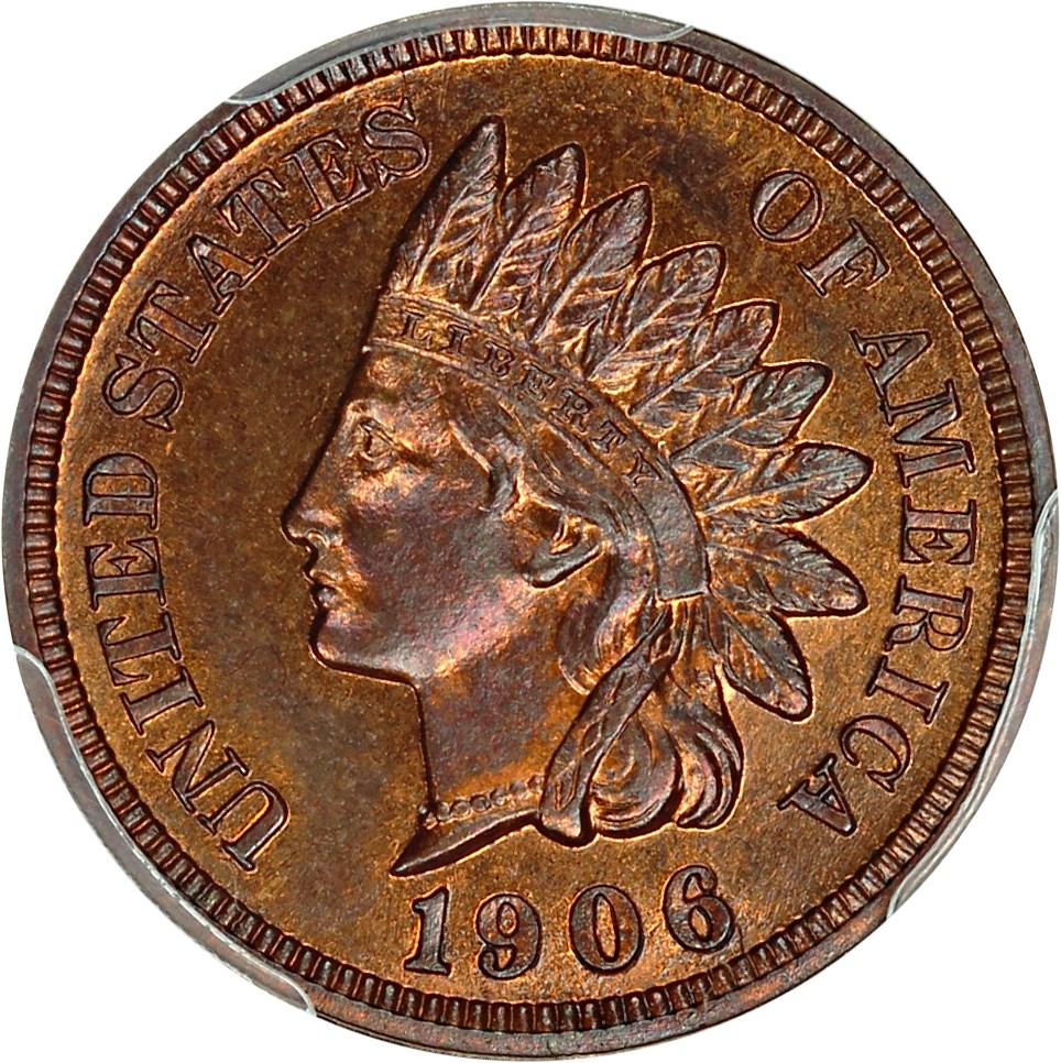 sample image for 1906 1c PR RB