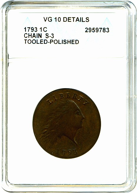 sample image for 1793 Chain AMERICA RB