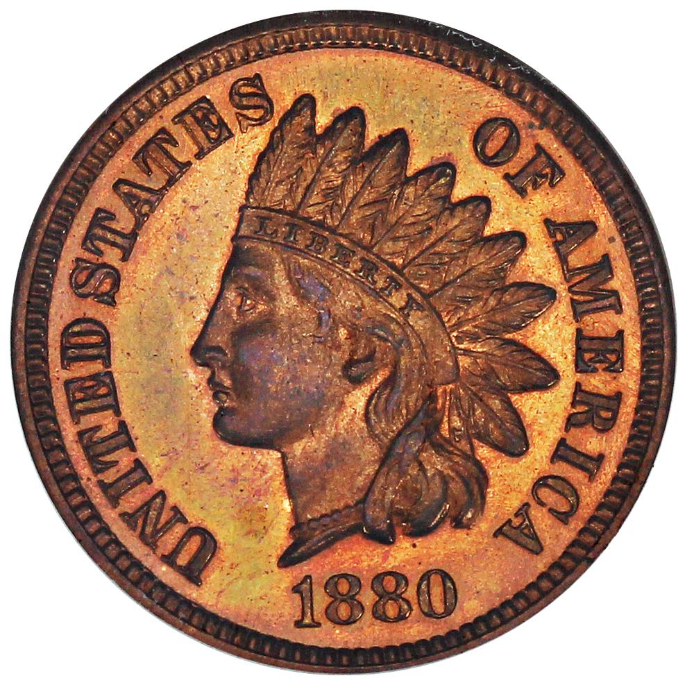 sample image for 1880 1c PR RB