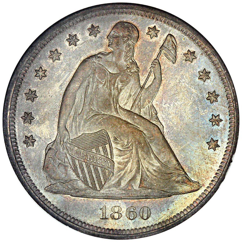 sample image for 1860-O $1  MS