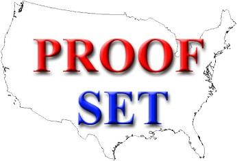 sample image for 1991-S Proof Set 1c-50c PR DCAM