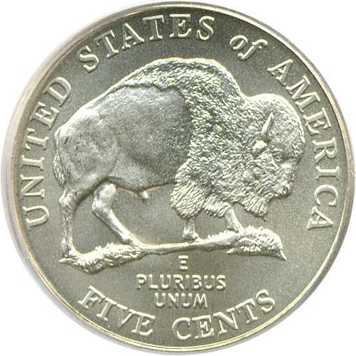 sample image for 2005-P Bison, Satin