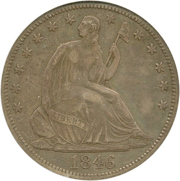sample image for 1846-O 50c MS Tall Date