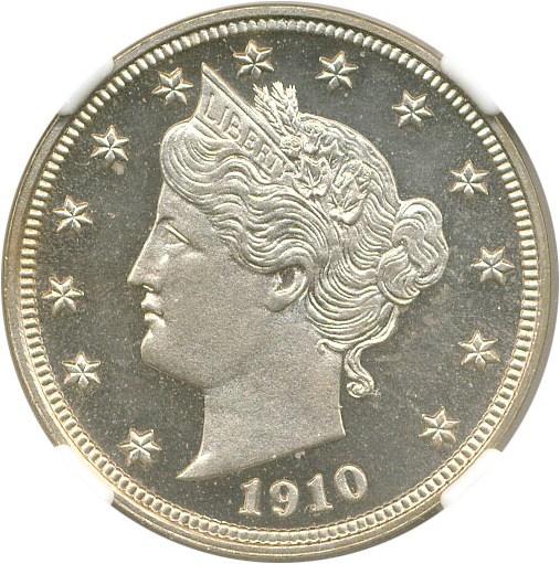 sample image for 1910 5c PR CAM