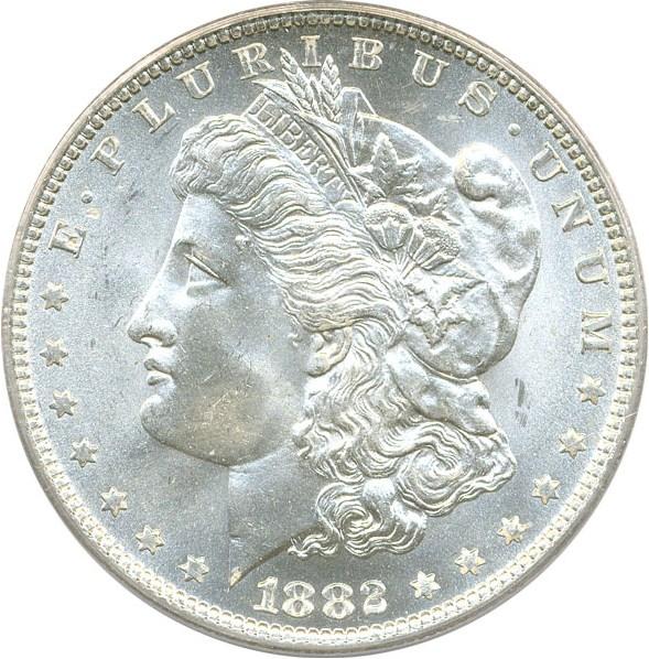 sample image for 1882-O $1  MS VAM-7, O/O