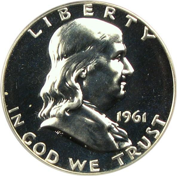sample image for 1961 50c PR