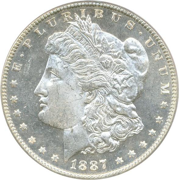 sample image for 1887 $1  MS DMPL