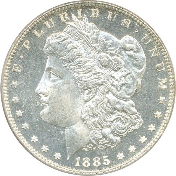 sample image for 1885 $1  MS DMPL