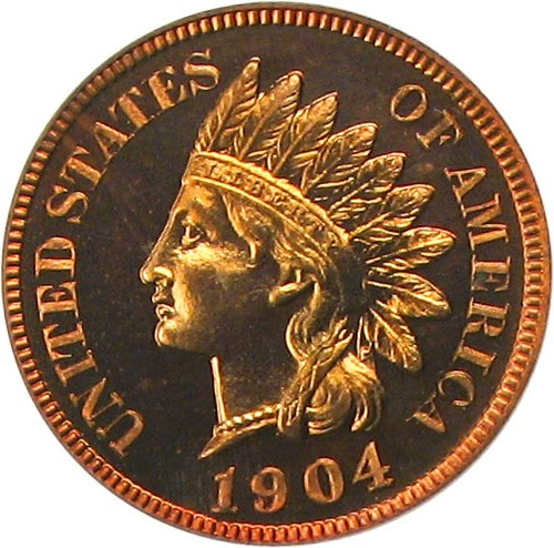 sample image for 1904 1c PR RB