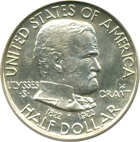 sample image for 1922 Grant with Star