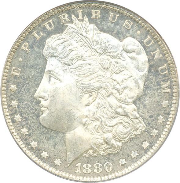 sample image for 1880-O $1  MS DMPL