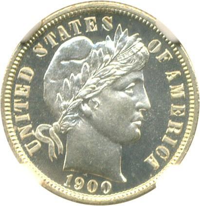 sample image for 1900 10c PR CAM