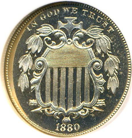 sample image for 1880 5c PR CAM