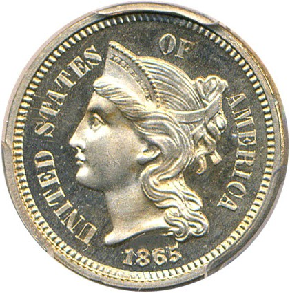 sample image for Three-Cent Nickel CAM [Type]
