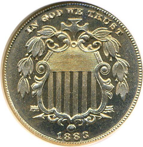 sample image for 1883 Shield 5c PR CAM