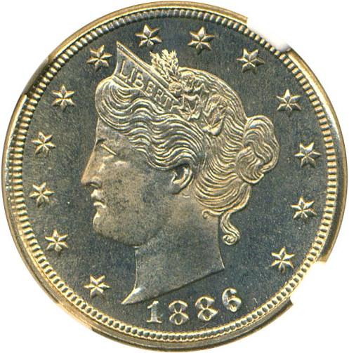 sample image for 1886 5c PR CAM