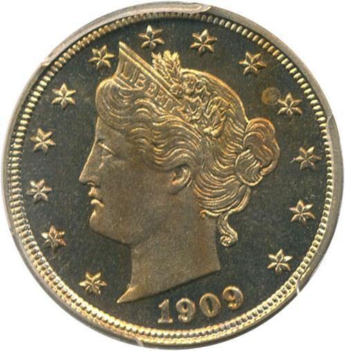 sample image for 1909 5c PR CAM