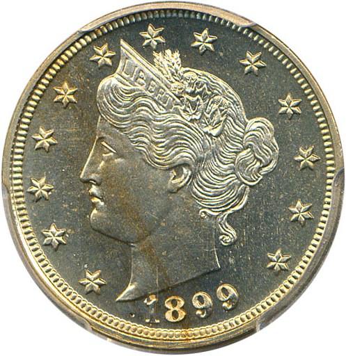 sample image for 1899 5c PR