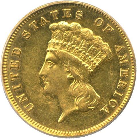 sample image for 1888 $3  PR