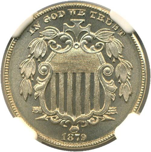 sample image for 1879 5c PR