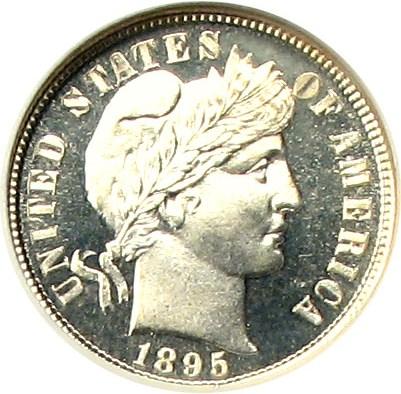 sample image for 1895 10c PR CAM
