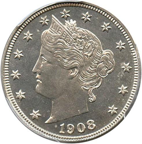sample image for 1908 5c PR