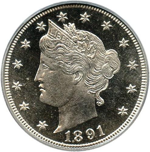 sample image for 1891 5c PR