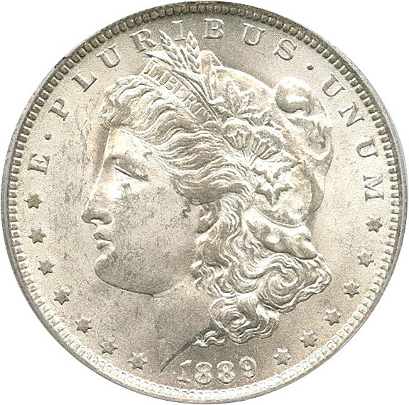 sample image for 1889-O $1  MS VAM-6, Doubled Date