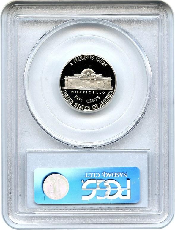 sample image for 2009-S 5c PR DCAM