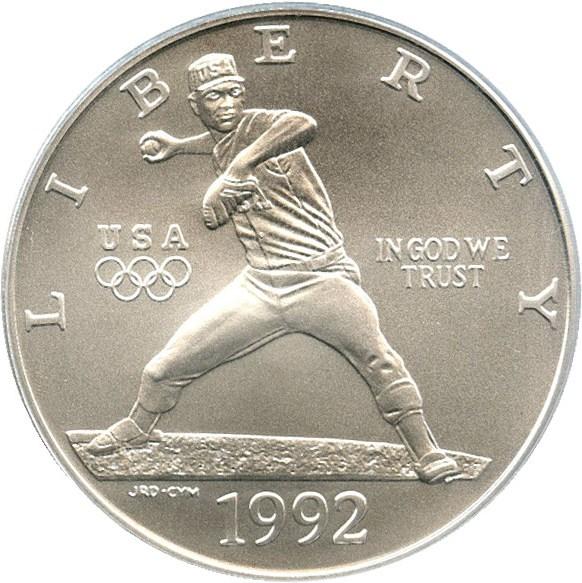 sample image for 1992-D Olympic Baseball $1  MS