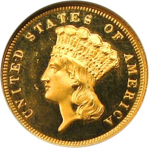 sample image for 1881 $3  PR DCAM