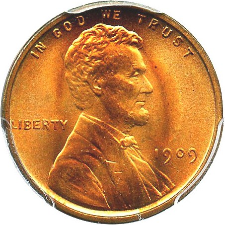 sample image for Lincoln Cent, Wheat Rev RD [Type]