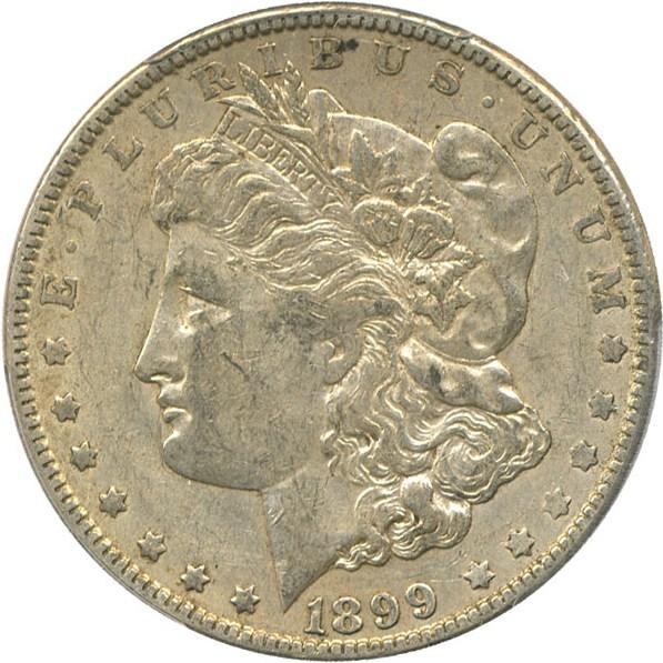 sample image for 1899-O $1  MS VAM-4, Micro O