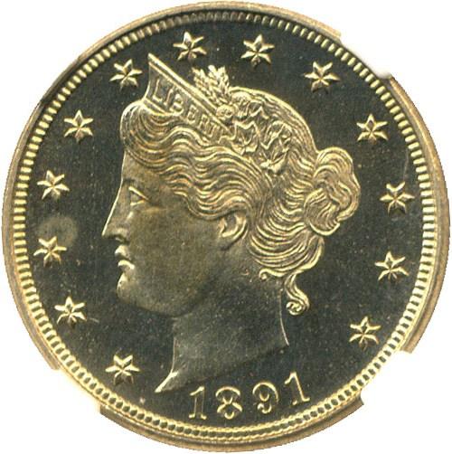 sample image for 1891 5c PR CAM
