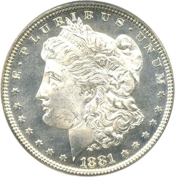 sample image for 1881 $1  MS DMPL
